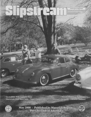 Slipstream, Volume 38, Issue 5, May 2000