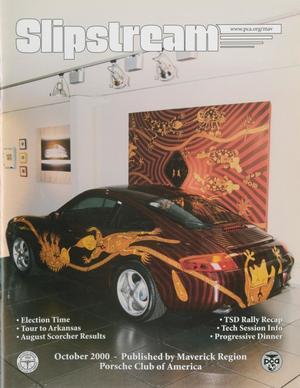 Slipstream, Volume 38, Issue 10, October 2000