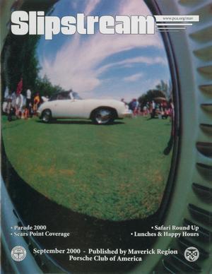 Slipstream, Volume 38, Issue 9, September 2000