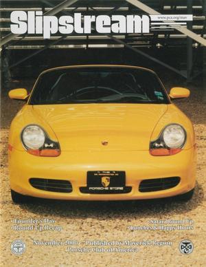 Slipstream, Volume 38, Issue 7, November 2000