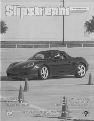 Slipstream, Volume 39, Issue 3, March 2001