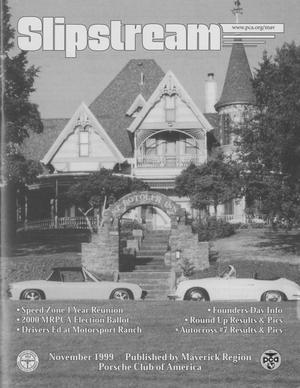 Slipstream, November 1999
