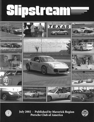 Slipstream, Volume 40, Issue 7, July 2002
