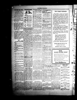 Primary view of object titled 'The Detroit News-Herald (Detroit, Tex.), Vol. 6, No. [44], Ed. 1 Thursday, February 1, 1934'.