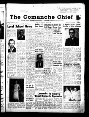 Primary view of object titled 'The Comanche Chief (Comanche, Tex.), Vol. 96, No. 49, Ed. 1 Friday, May 23, 1969'.