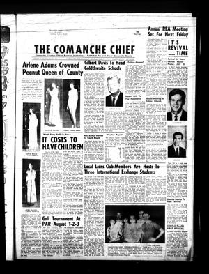Primary view of object titled 'The Comanche Chief (Comanche, Tex.), Vol. 97, No. 6, Ed. 1 Friday, July 25, 1969'.