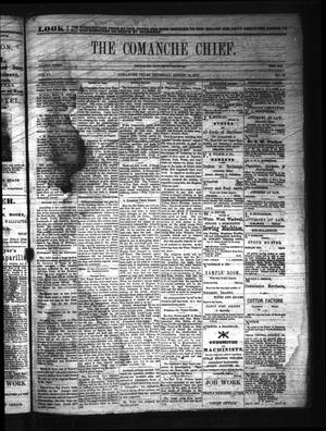 Primary view of The Comanche Chief. (Comanche, Tex.), Vol. 6, No. 47, Ed. 1 Thursday, August 14, 1879