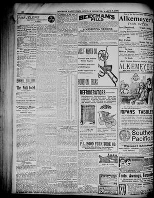 the houston daily post houston tex vol twelfth year no 337