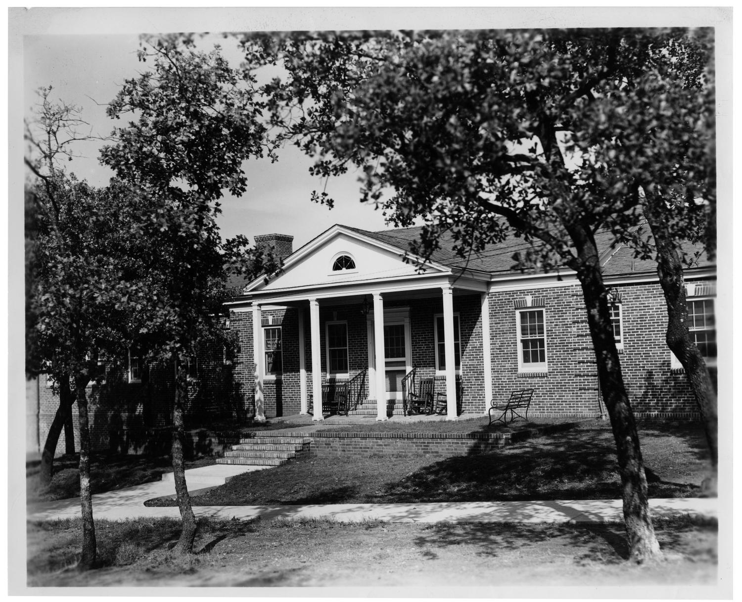 Texas Woman's University Hygeia Hall, 1937                                                                                                      [Sequence #]: 1 of 1