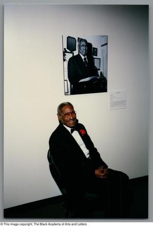 Primary view of [Dallas/Fort Worth Black Living Legends Photograph UNTA_AR0797-152-08-04]