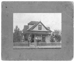 Primary view of object titled 'Polk Paschall Home'.