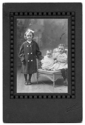 Primary view of object titled 'Campbell Children'.