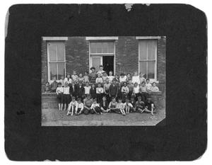 Primary view of object titled 'Mrs. Josie Smith and Students'.