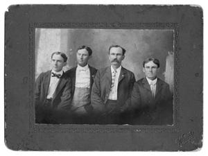 Primary view of object titled 'Ellis Brothers'.