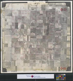 Primary view of object titled '[Aerial Photograph of North Alamo]'.