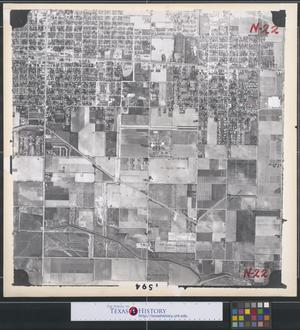 [Aerial Photograph of Pharr and San Juan along Business Highway 83]