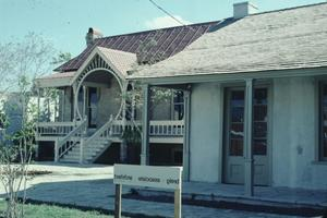 Primary view of object titled '[1st Thiele House, (Exterior)]'.