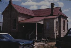 Primary view of object titled '[2nd Thiele House, (Exterior)]'.