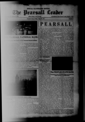 Primary view of object titled 'The Pearsall Leader (Pearsall, Tex.), Vol. 20, No. 7, Ed. 2 Friday, May 29, 1914'.