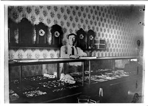 Primary view of object titled '[Jewelry Store]'.