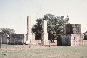 Primary view of object titled '[Doc Smith House (Ruins)]'.