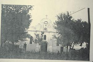 Primary view of object titled '[San Elizario]'.
