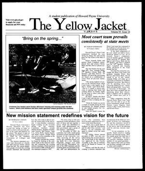 The Yellow Jacket (Brownwood, Tex.), Vol. 93, No. 14, Ed. 1, Wednesday, April 9, 2003