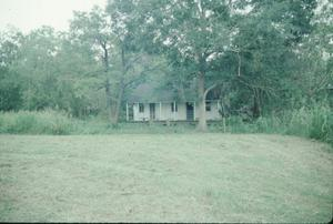 Primary view of object titled '[Annie Mae Green House]'.