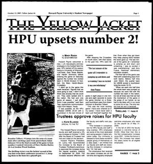 The Yellow Jacket (Brownwood, Tex.),  [Vol. 96], No. 4, Ed. 1, Thursday, October 13, 2005