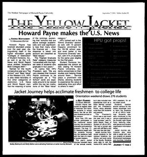 Primary view of object titled 'The Yellow Jacket (Brownwood, Tex.), Vol. 97, No. 1, Ed. 1, Thursday, September 7, 2006'.