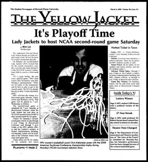 The Yellow Jacket (Brownwood, Tex.), Vol. 98, No. 11, Ed. 1, Thursday, March 6, 2008