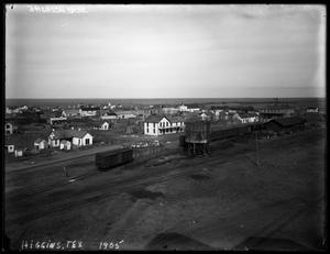 Primary view of object titled '[View of Town]'.
