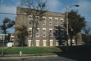 Primary view of [Oak Lawn Methodist Church]