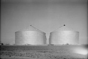 Primary view of object titled '[Grain Storage]'.
