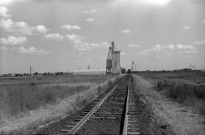 Primary view of object titled '[Grain Elevator]'.