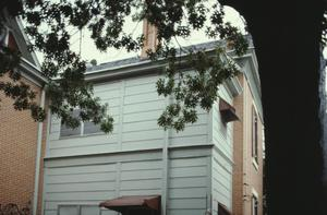 Primary view of object titled '[Davis House, (Exterior)]'.