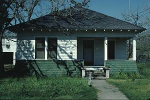 Primary view of [Historic Property, Photograph 962-02]