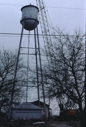 Primary view of object titled '[Water Tower]'.