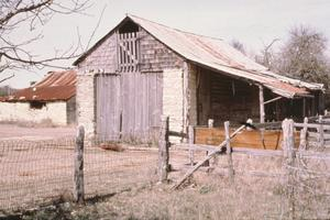 Primary view of object titled '[Fred Koenecke Barn]'.