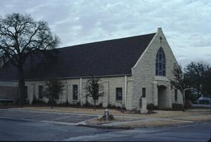 Primary view of object titled '[1st United Methodist Church]'.