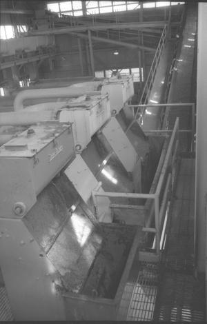 Primary view of object titled '[Machinery in Hereford]'.