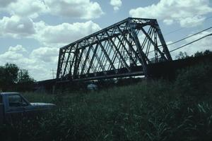 Primary view of object titled '[CRI&P Trinity Trestle]'.