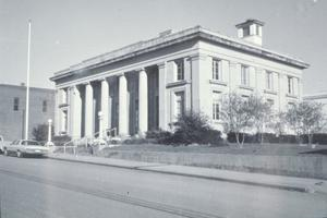 Primary view of object titled '[Federal Building]'.