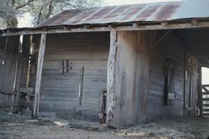 Primary view of object titled '[Francis P. Smith Ranch Barn]'.