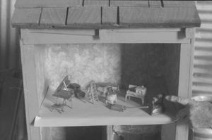 Primary view of object titled '[Miniature Items]'.