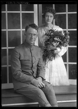 Primary view of object titled 'Albert Bernson and Mabel Young Bernson'.
