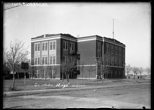 Primary view of object titled '[Canadian High School]'.