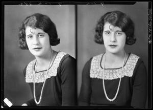 [Portraits of a Woman]