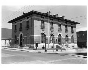 Primary view of object titled '[101 E. Oak - Federal Building]'.