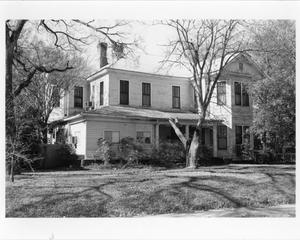 Primary view of object titled '[421 S. Magnolia - Alexander White Gregg House]'.